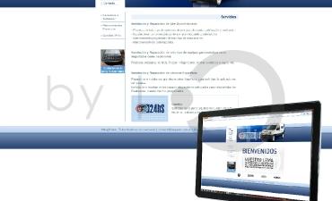 MEG & Asoc - Diseño Sitio Web