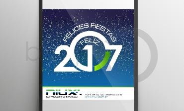NiuX - mailing fin de Año
