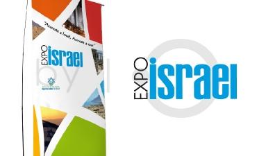 Expo Israel - Logo & Banner