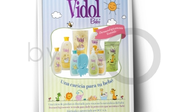Vidol Argentina - Aviso Revista